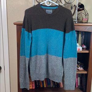 Aeropostale Striped Men's Sweater Size Medium